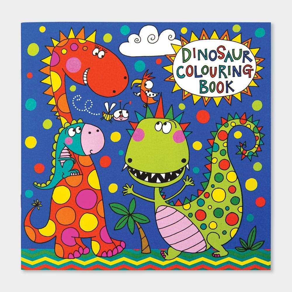 Dinosaur Colouring Book - CHILDREN'S Dinosaur COLOURING Book - DINOSAUR Col