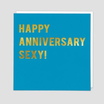 Funny Wedding Anniversary Cards - Happy ANNIVERSARY Sexy - Wedding ANNIVERSARY Cards - Anniversary CARD For HUSBAND - Wife