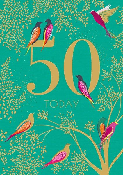 50 TODAY