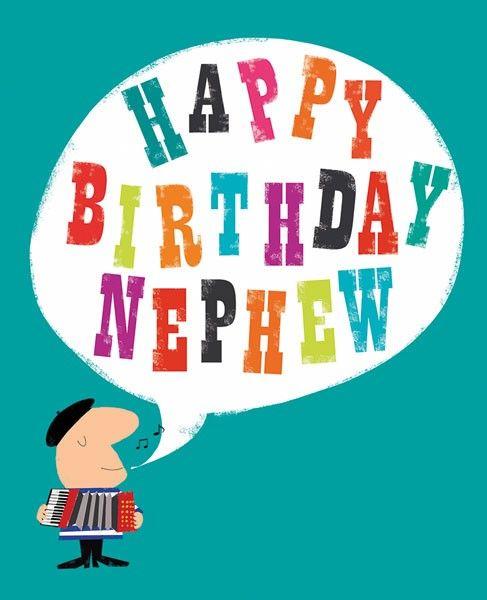 Happy Birthday Nephew - NEPHEW Birthday CARDS - Fun NEPHEW Birthday CARDS -