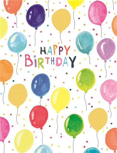 Birthday Cards For Kids - HAPPY BIRTHDAY - Children's BIRTHDAY Cards - GORG
