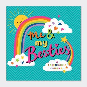 Children's Friendship Journal - ME & My BESTIES Friendship JOURNAL - Activity BOOKS - Gifts For CHILDREN -Friendship FOR KIDS - Kids STATIONERY