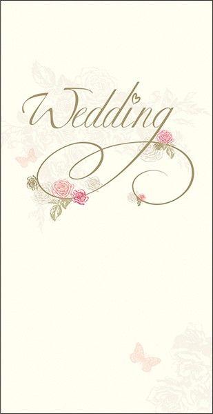 Wedding Money Wallets - WEDDING - Wedding GIFT WALLET - PRETTY Floral GIFT