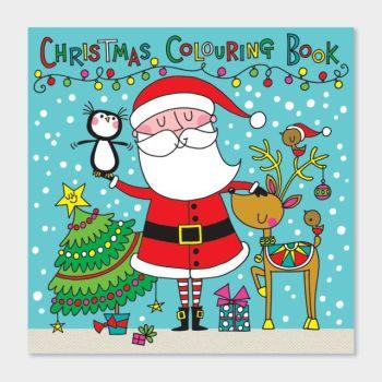 Christmas Colouring Book - CHRISTMAS Colouring FUN - KIDS Colouring BOOKS - SANTA Colouring BOOKS - Christmas GIFTS For CHILDREN - Colouring Books