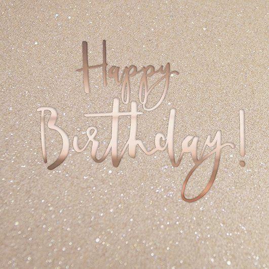 Birthday Cards - HAPPY BIRTHDAY - Birthday CARDS Online - SPARKLY Birthday