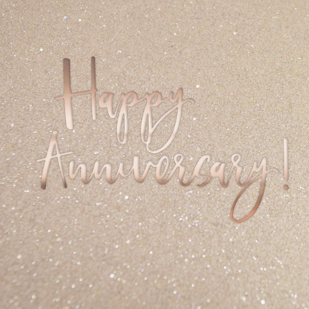 Anniversary Greeting Cards - HAPPY ANNIVERSARY - Wedding ANNIVERSARY Cards