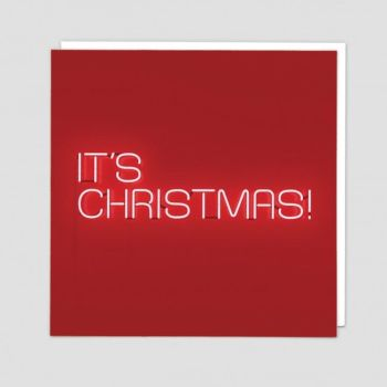 Christmas Cards - IT'S CHRISTMAS - Xmas CARDS - Online GREETING Cards - FAMILY & Friends CHRISTMAS Cards - XMAS Cards FOR Neighbours - WORK