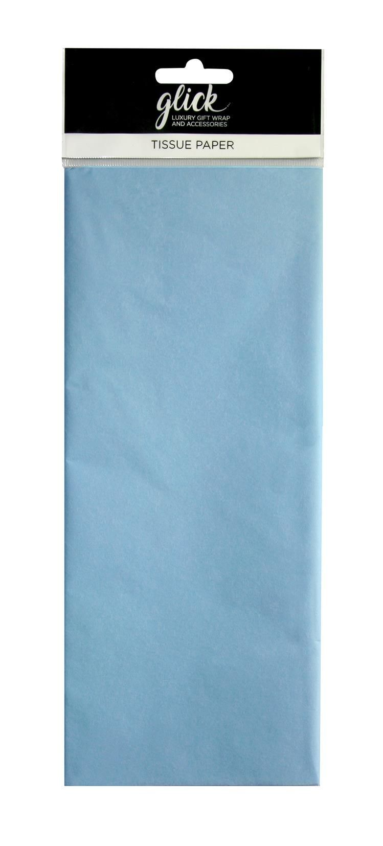 Arctic Blue Tissue Paper - Pack Of 4 - Luxury TISSUE Paper - GIFT Wrapping