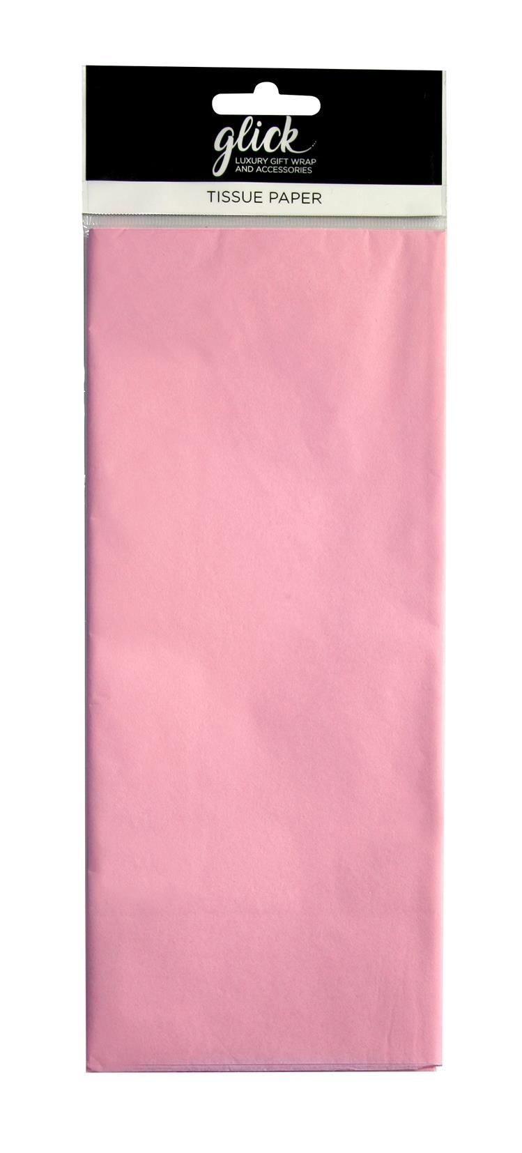 Light Pink Luxury Tissue Paper - Pack Of 4 - Luxury TISSUE Paper - GIFT Wra