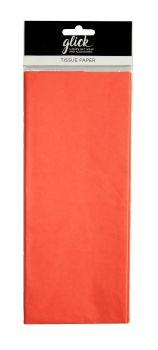 Orange Luxury Tissue Paper - Pack Of 4 - Luxury TISSUE Paper - GIFT Wrapping - Rich ORANGE Tissue PAPER - Orange TISSUE Paper - TISSUE Paper SHEETS
