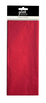 Red Luxury Tissue Paper - Pack Of 4 - Luxury TISSUE Paper - GIFT Wrapping - RED Tissue PAPER - TISSUE Paper SHEETS