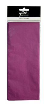 Fuschia Luxury Tissue Paper - Pack Of 4 LARGE Sheets - Luxury TISSUE Paper - GIFT Wrapping - FUSCHIA TISSUE Paper - TISSUE Paper