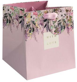 Candle/Mug Gift Bags - MOTHER'S Day GIFT Bags - SMALL Gift BAG - Luxury CANDLE Gift BAG - Luxury MUG Gift BAG - Birthday GIFT Bags