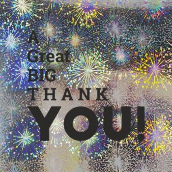 A Great Big Thank You - FUN Thank YOU Card - THANK YOU Cards - THANK YOU Cards ONLINE