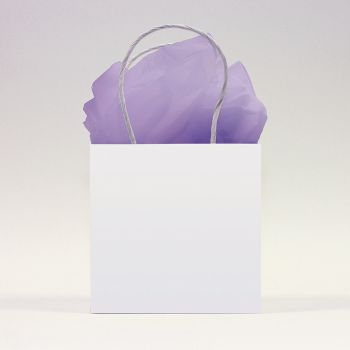 Lilac Luxury Tissue Paper - Pack Of 5 Sheets - 60cm x 50cm - Luxury TISSUE Paper - GIFT Wrapping - LILAC TISSUE Paper - TISSUE Paper