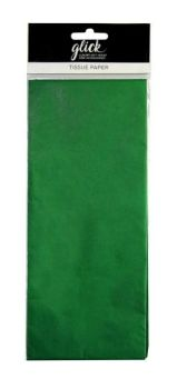 Bottle Green Luxury Tissue Paper - Pack Of 4 LARGE Sheets - Luxury TISSUE Paper - GIFT Wrapping - DARK GREEN TISSUE Paper - TISSUE Paper