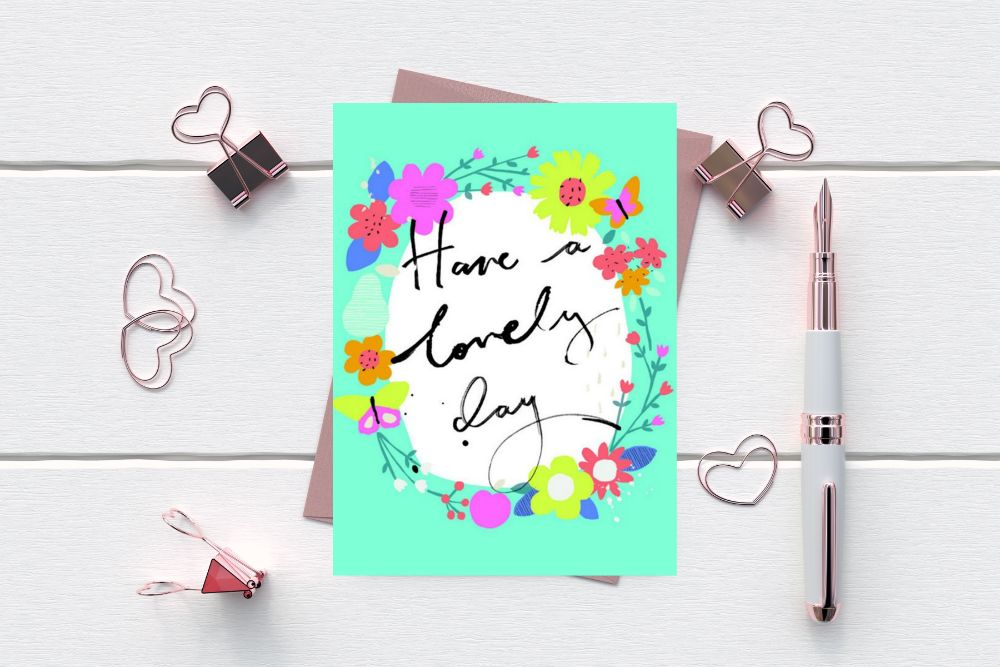 NOTE CARDS - MINI NOTE CARDS