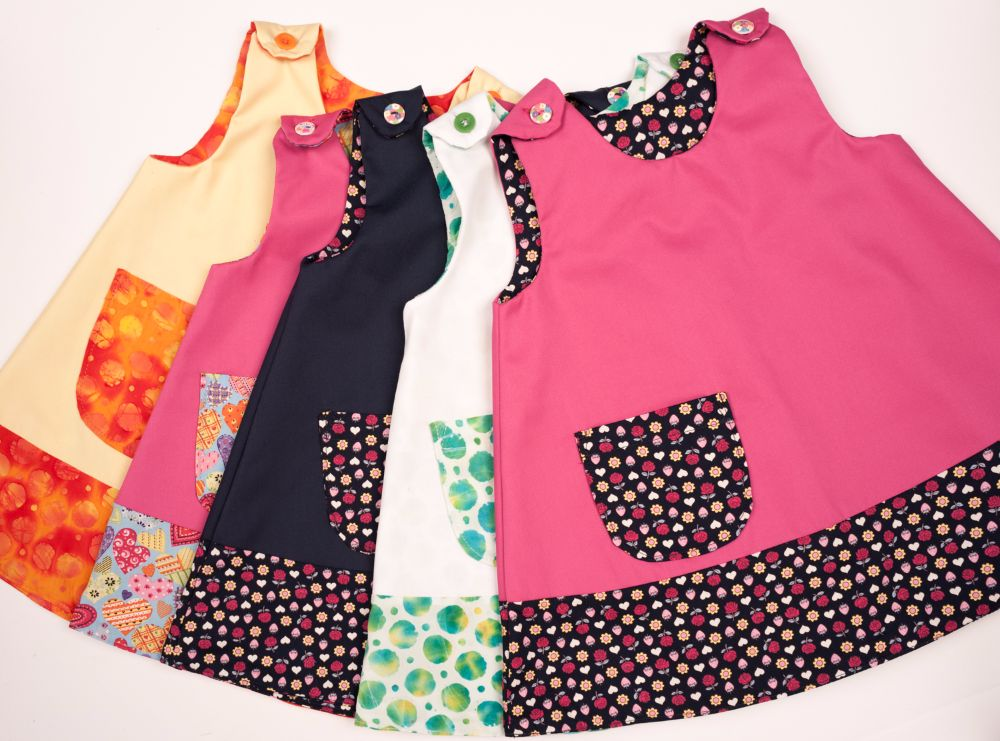 Shufflebum - Handmade Childrens Dresses
