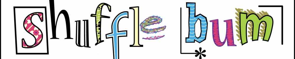 www.shufflebum.co.uk, site logo.