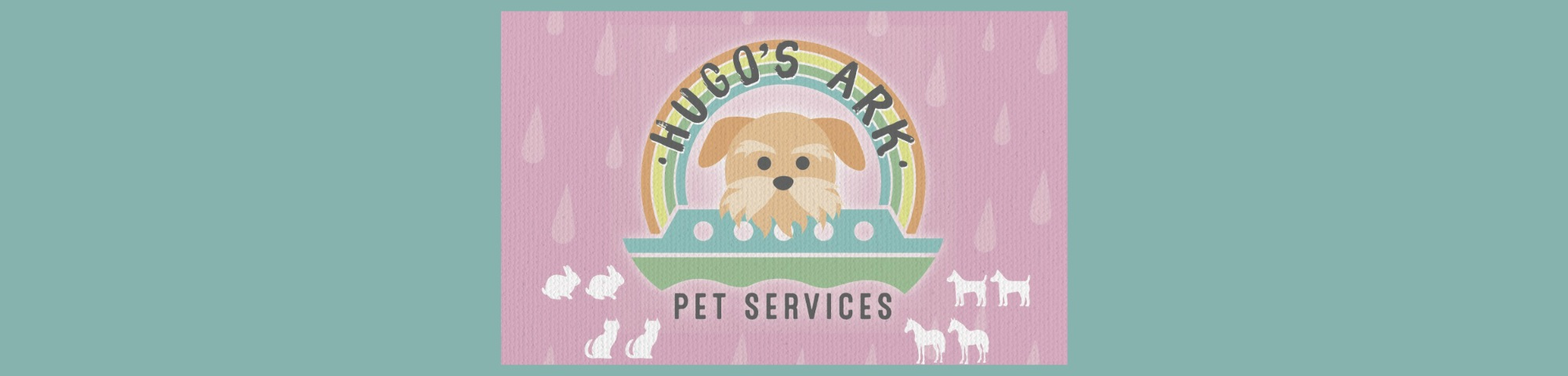 Hugo's Ark Pet Services for Happy Pets