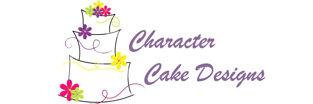 Logo for Character Cake Designs - yet to be launched