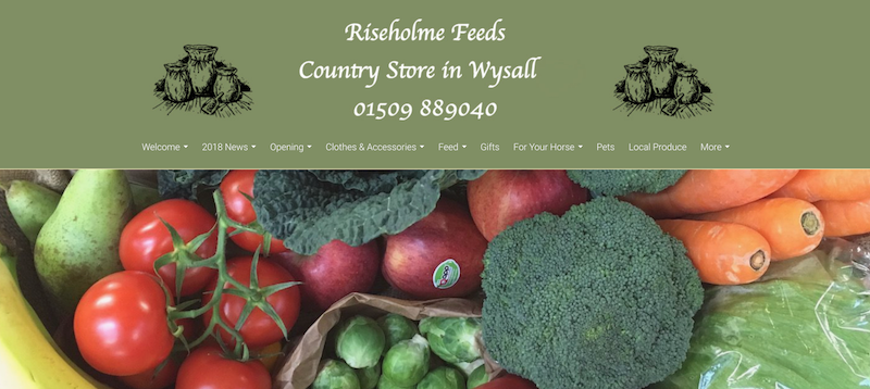Riseholme Feeds