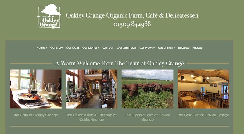 Oakley Grange