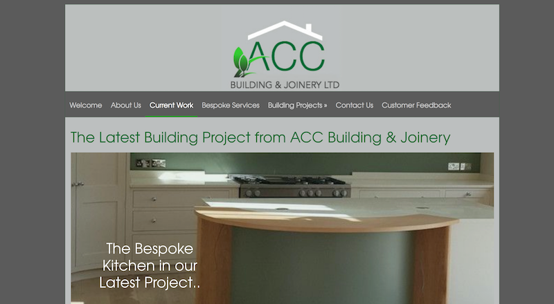 ACC Building & Joinery Ltd