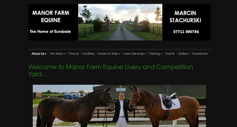 Manor Farm Equine