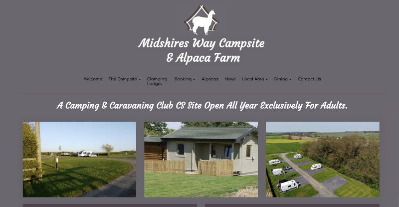 Midshires Way Campsite