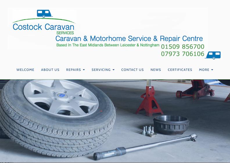 Costock Caravan Services