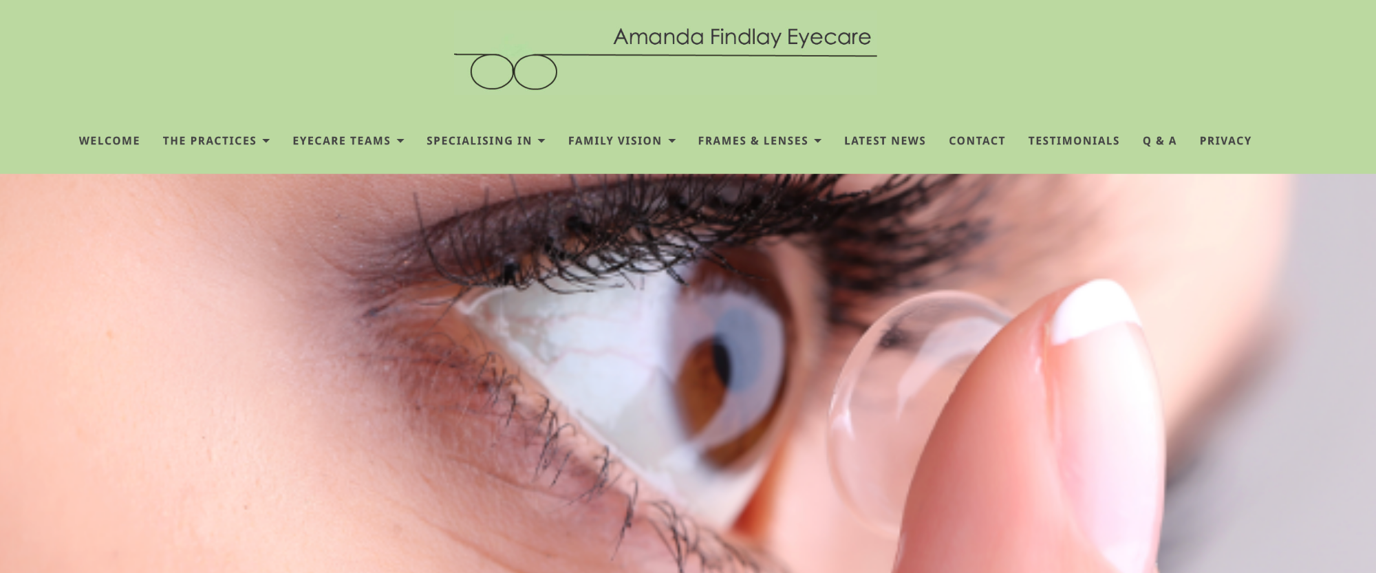 Amanda Findlay Eyecare