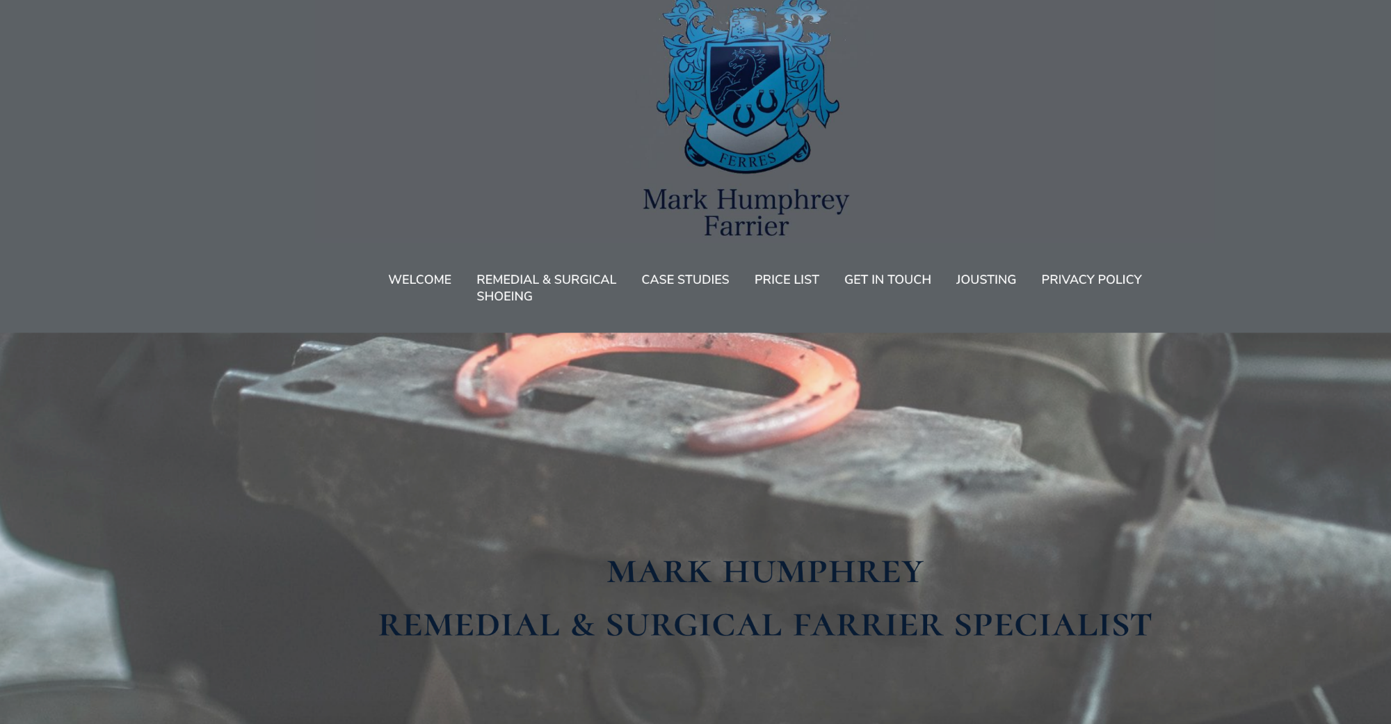 Mark Humphrey Farrier