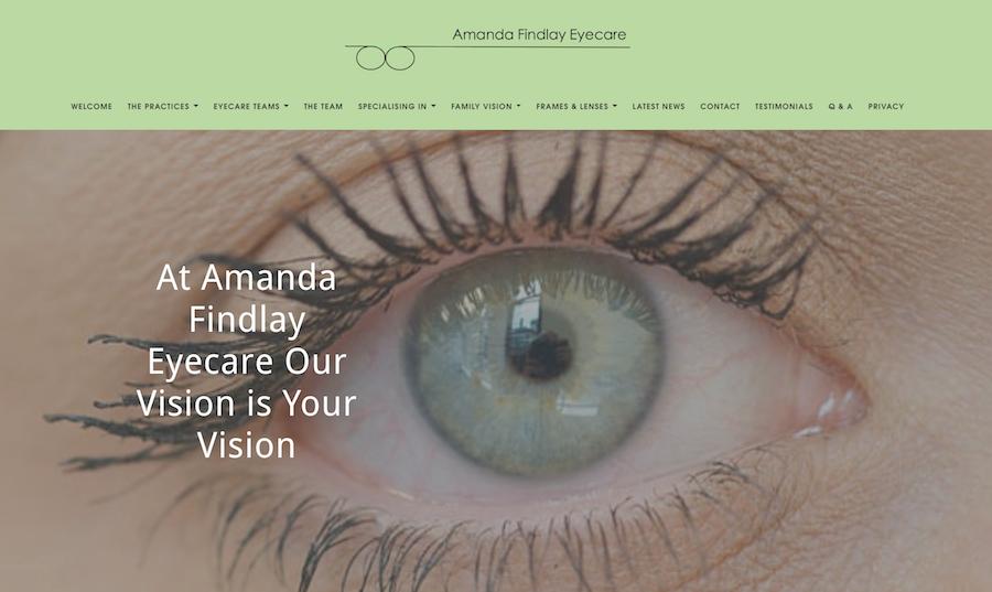 Amanda Findlay Eyecare