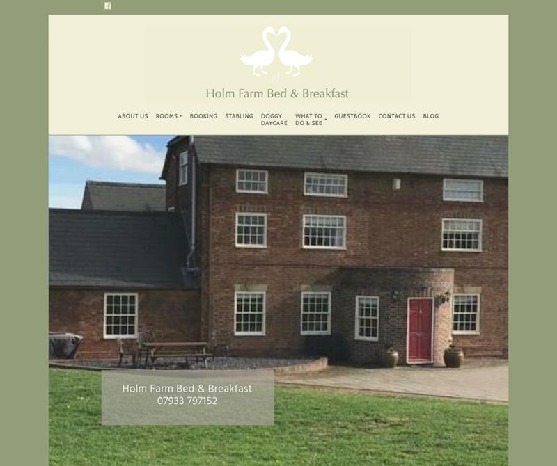 Holm Farm B&B