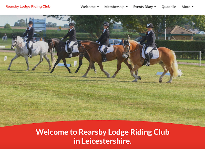 Rearsby Lodge Riding Club