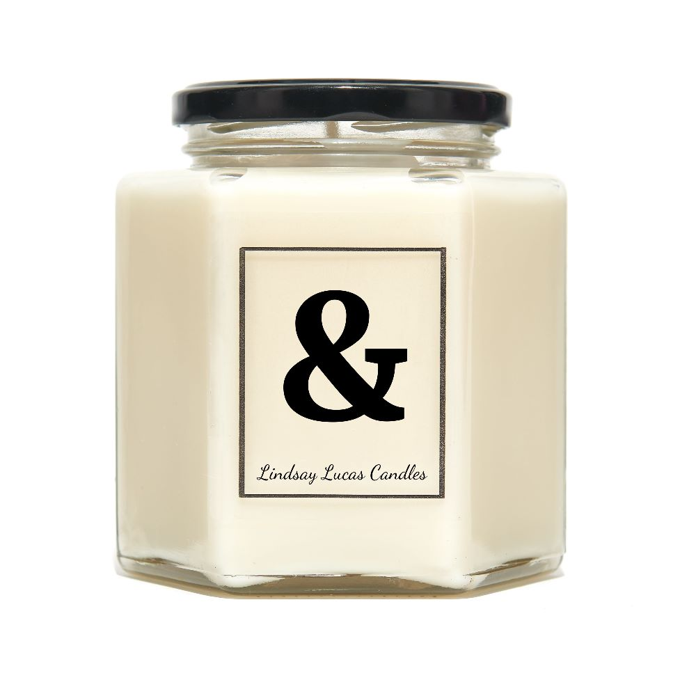 <h3>Letter Candles<h3>