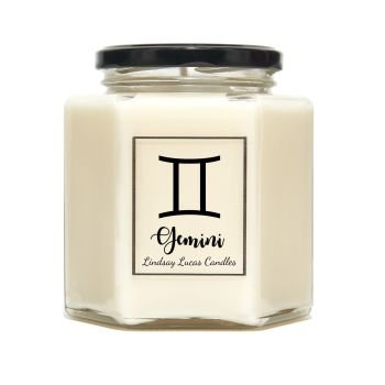 Gemini Horoscope Candle