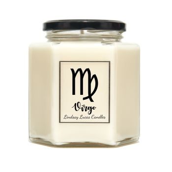 Virgo Horoscope Candle