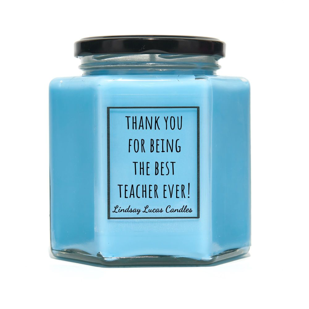 Best Teacher Candle