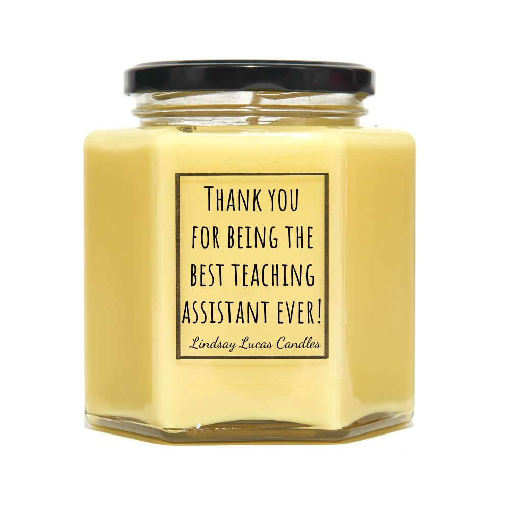 Best Teaching Assistant Candle