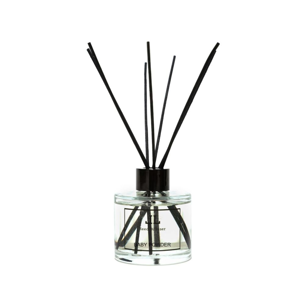 <h3>Baby Powder Reed Diffuser <h3>