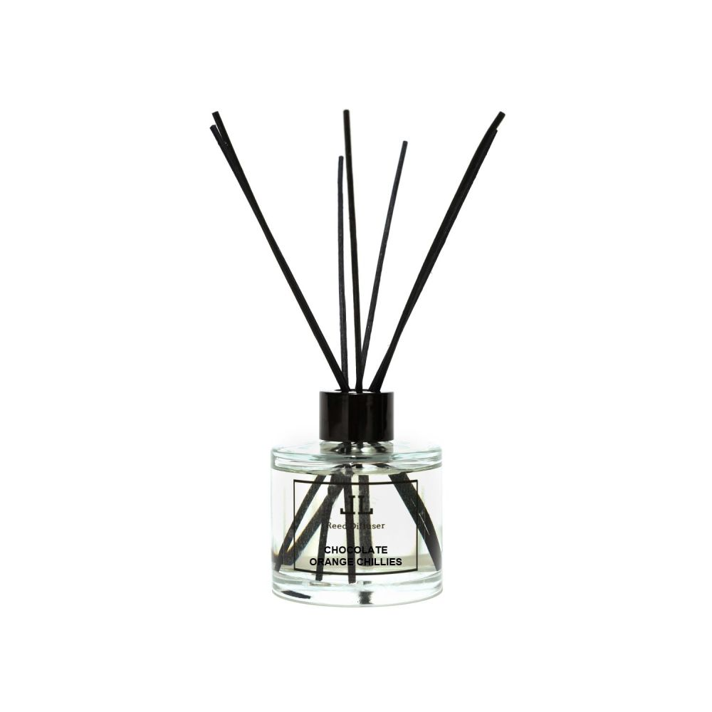 <h3>Orange Chocolate Chillies Reed Diffuser <h3>