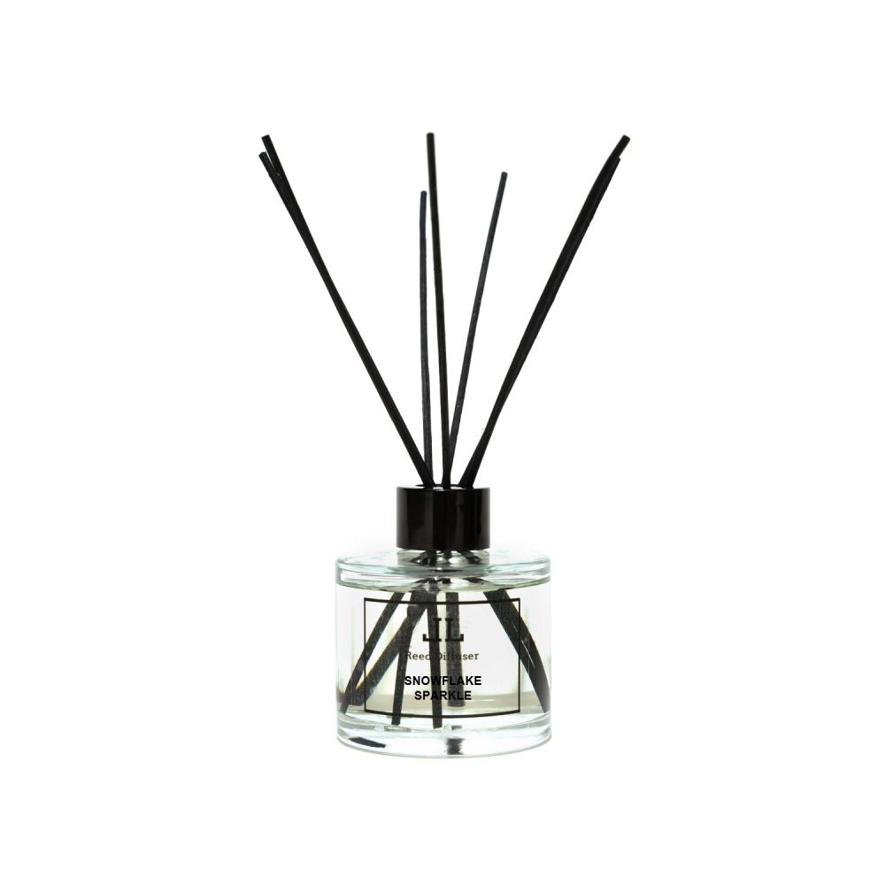 <h3>Snowflake Sparkle Reed Diffuser <h3>