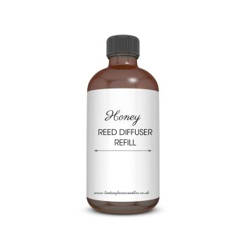 Honey & Oatmeal Reed Diffuser Oil Refill