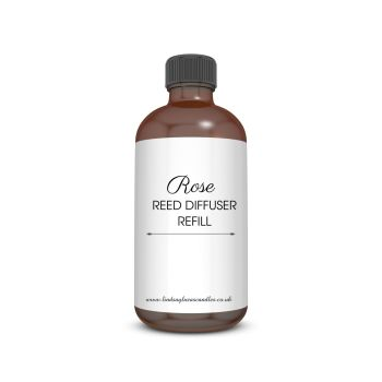Luxurious Rose Reed Diffuser Oil Refill