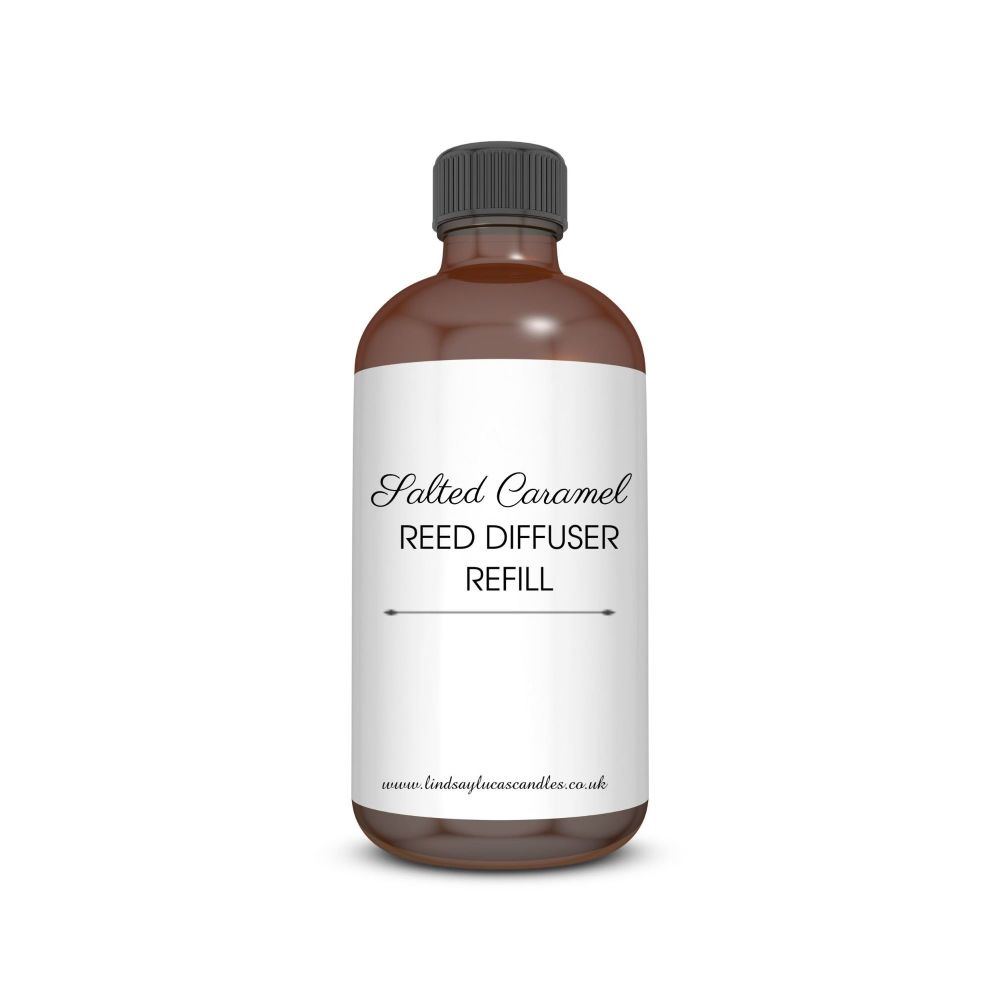Salted Caramel Reed Diffuser Oil Refill