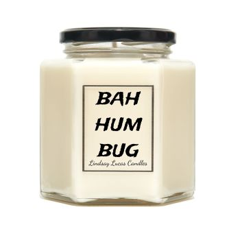 Bah Humbug Scented Candle