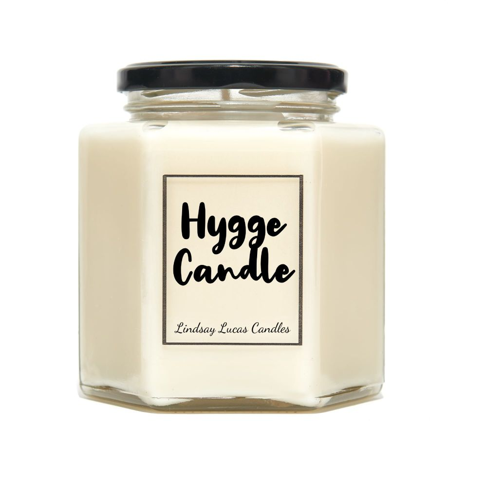 Lets Hygge Scented Candle