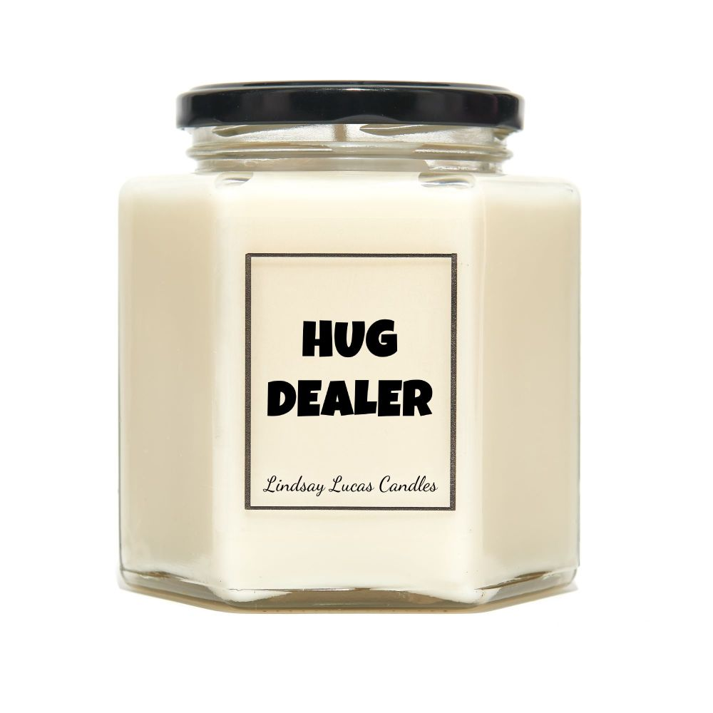 Hug Dealer Scented Candle